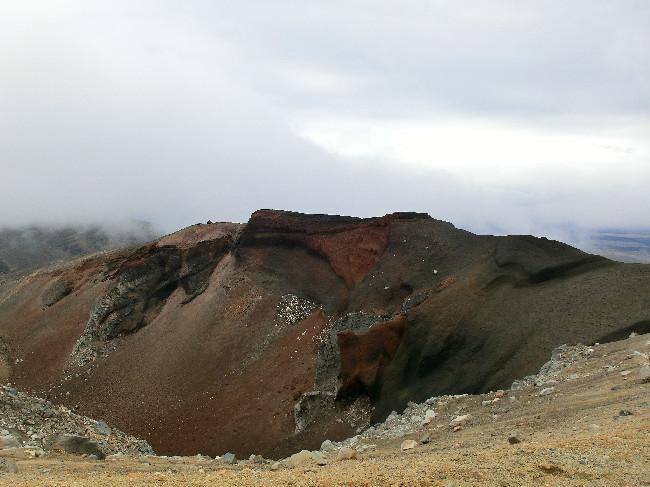 Tongariro Crossing - Red Crater