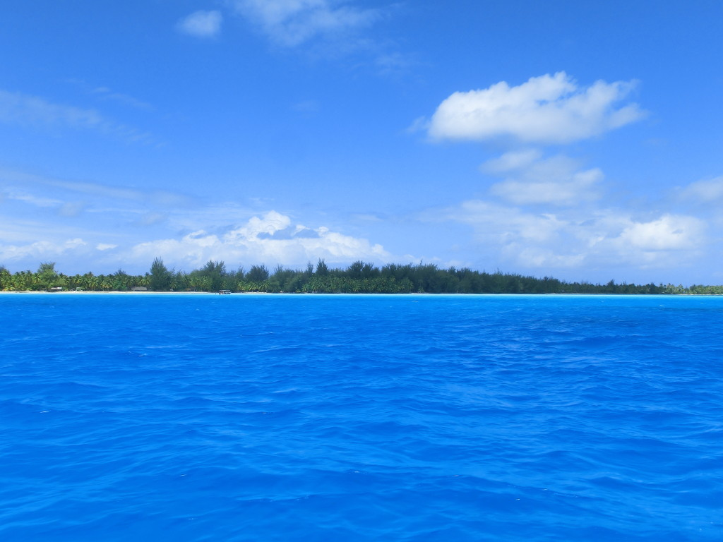 Bora Bora Lagune