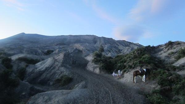Caldera - Mount Bromo