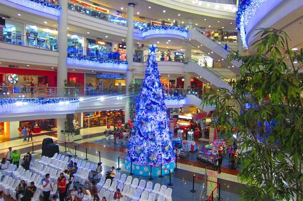 Shopping Mall Manila