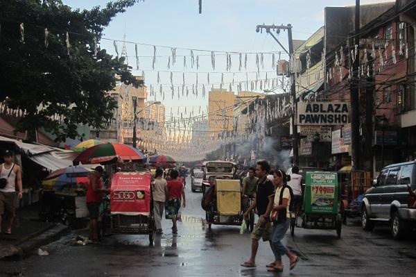 Straßen Manila 2