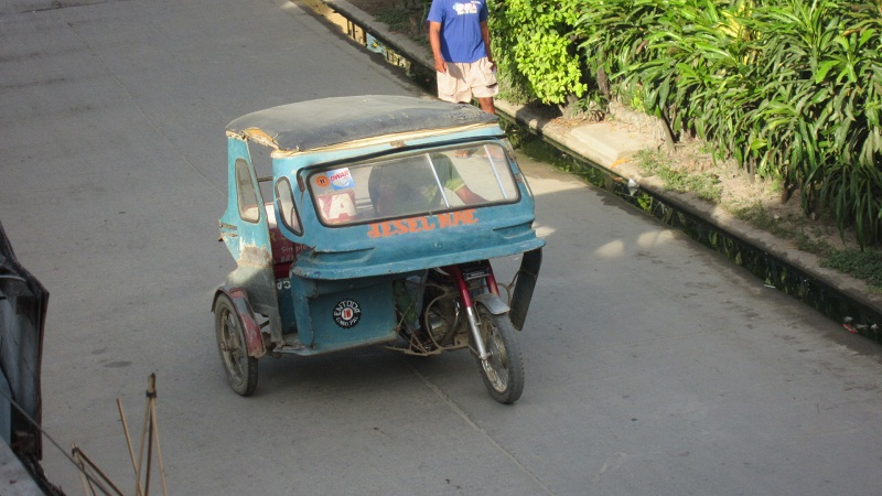 Tricycle, El Nido