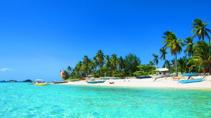 Malapascua Island, Philippinen