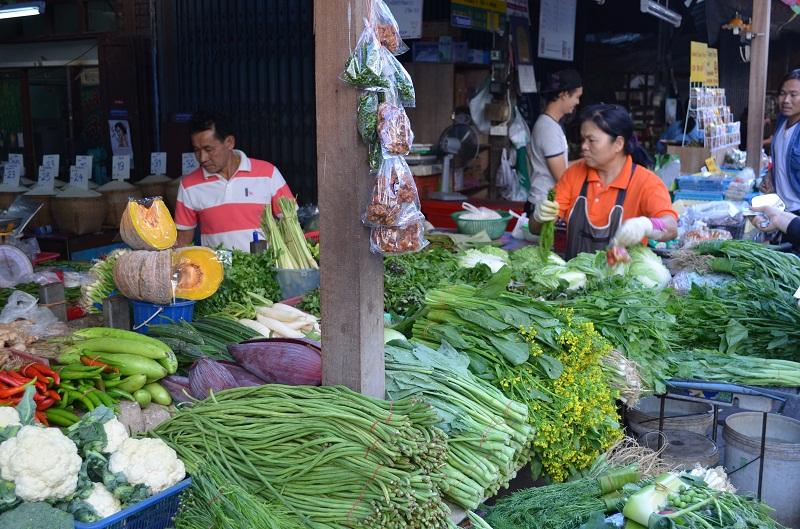 Markt, Chiang Mai