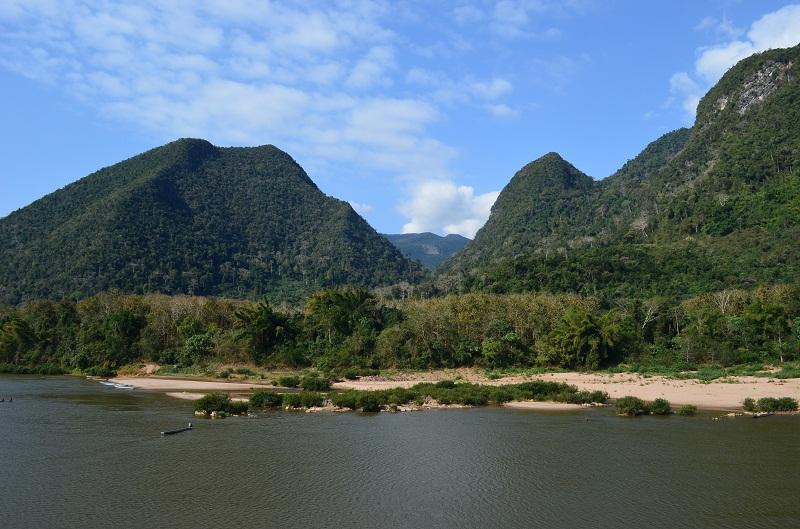 Muang Ngoi. Laos