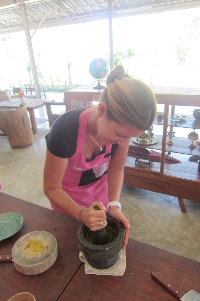 Kochen bei Asia Scenic