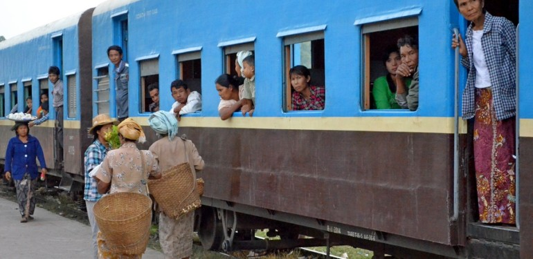 Burma Zug