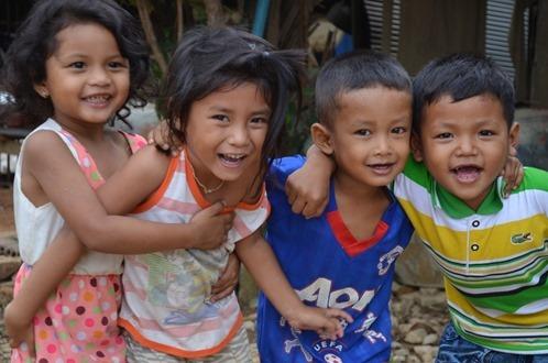 Kids, Kambodscha