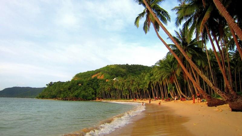 Las Cabanas, Palawan, Philippinen